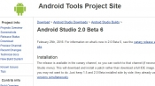 Android Studio 2.0 Beta 6 發布